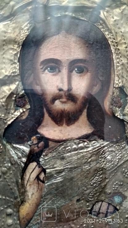 Икона старинная., фото №11