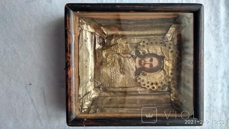 Икона старинная., фото №12