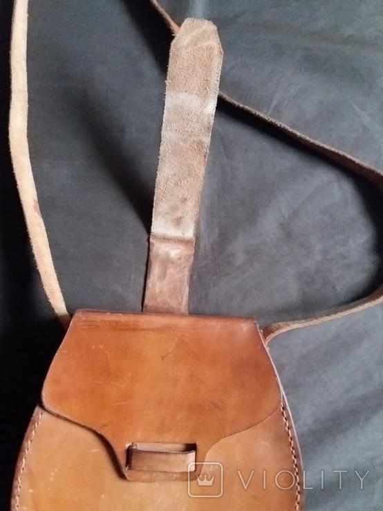 Кожаная сумка, фото №10