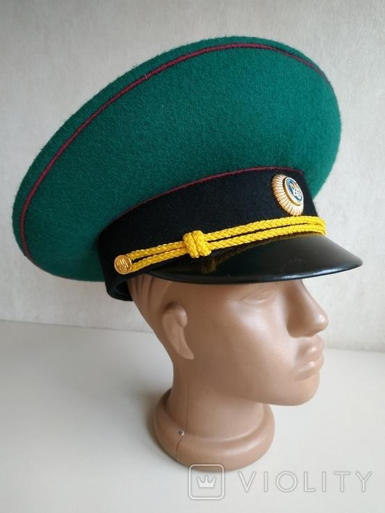 Фуражка пограничника Украины, фото №8