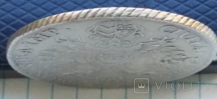32 шиллинга 1738 года, Любек, Германия , Серебро, фото №7
