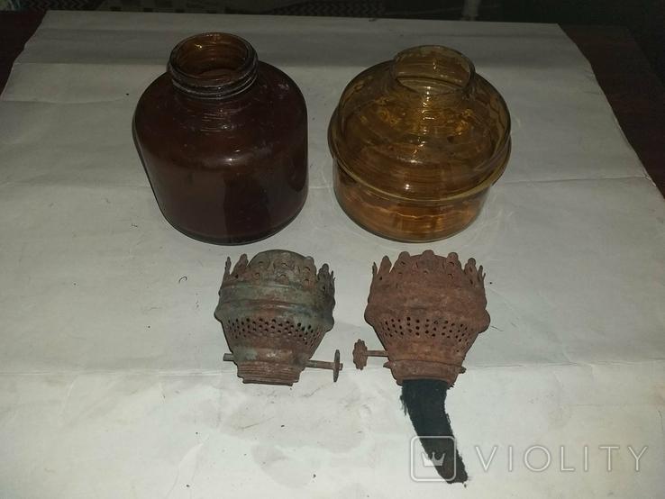 Частини лампи керасінових, фото №2
