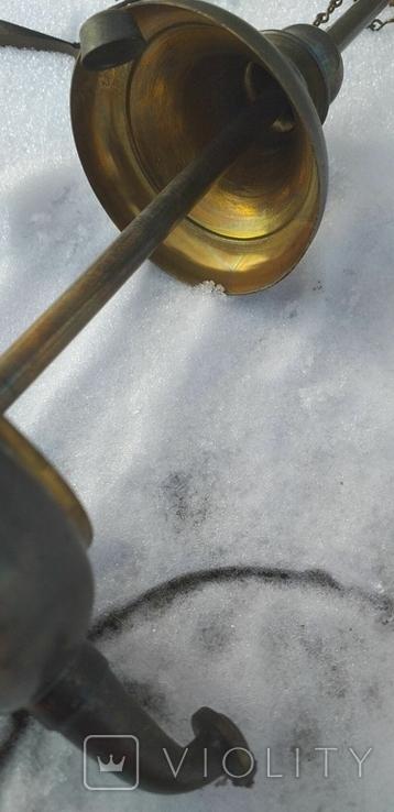 Масляна лампа Європа, фото №11