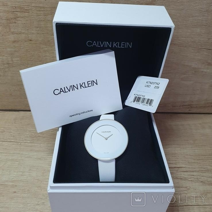 Женские часы CALVIN KLEIN Chic Women's Watch K7N23TK2, фото №3