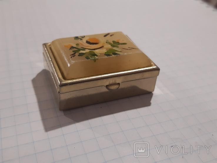 Шкатулка миниатюрная, фото №2
