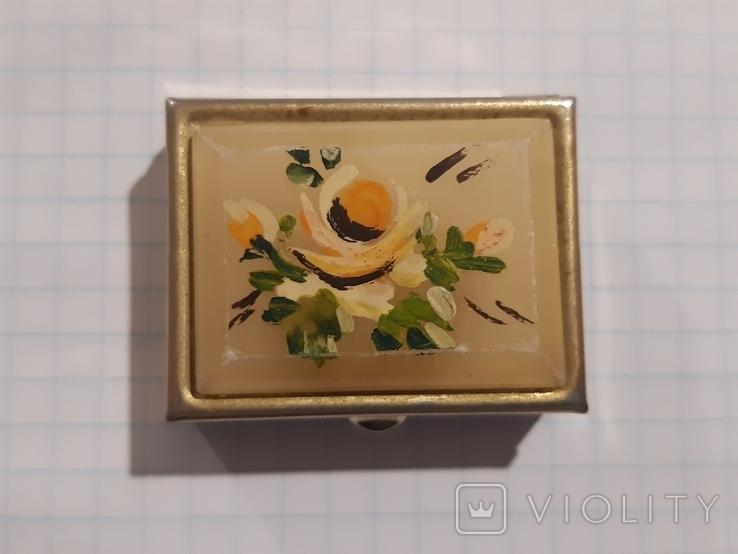 Шкатулка миниатюрная, фото №3