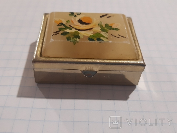 Шкатулка миниатюрная, фото №4
