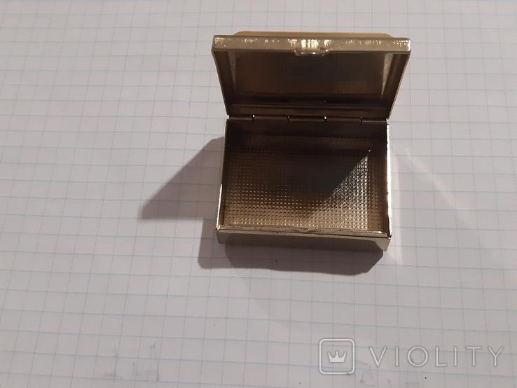Шкатулка миниатюрная, фото №9