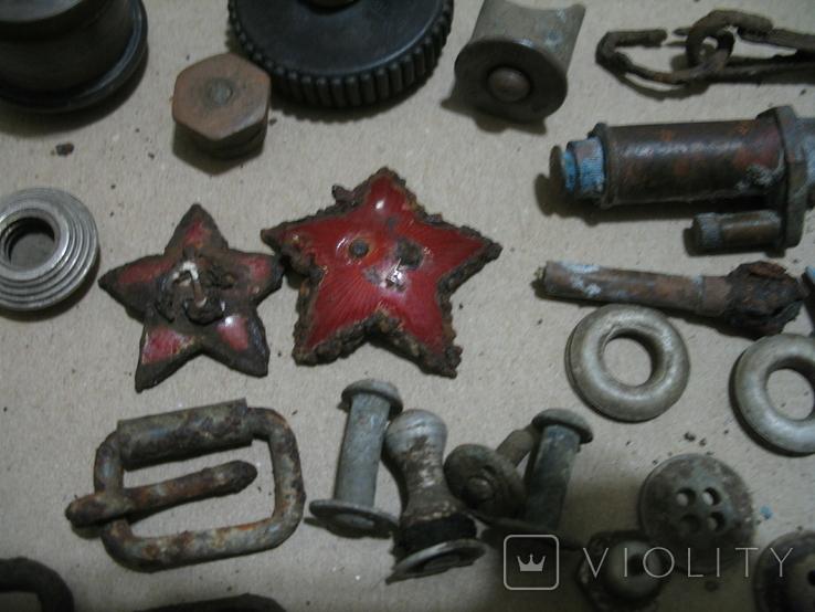 Разное копанное РККА и Германия ВВ-2, фото №4