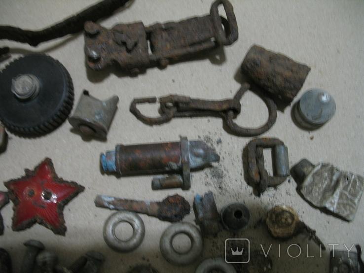 Разное копанное РККА и Германия ВВ-2, фото №7