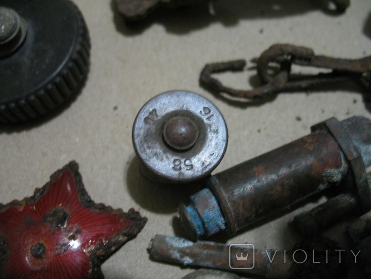 Разное копанное РККА и Германия ВВ-2, фото №11