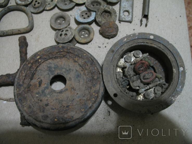 Разное копанное РККА и Германия ВВ-2, фото №12