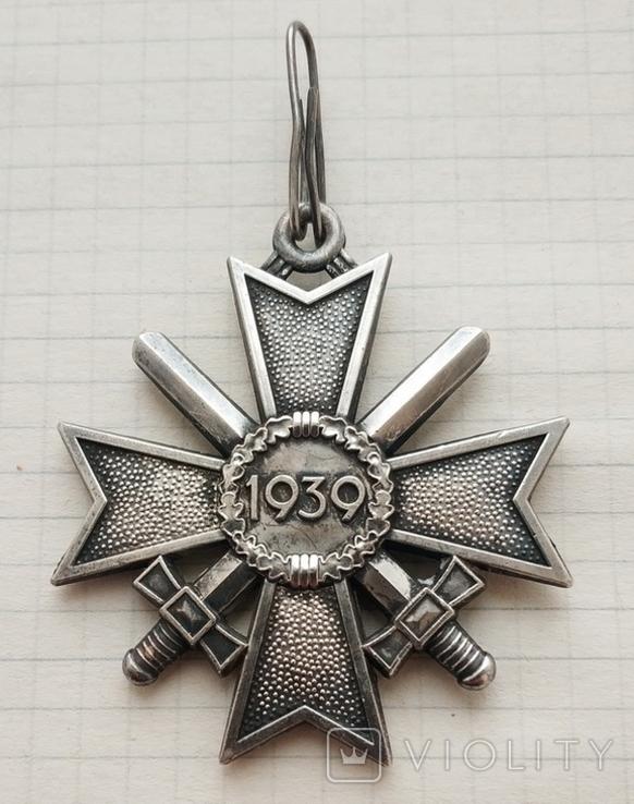 Германия. Третий Рейх. Крест Военных Заслуг. Копия, фото №3