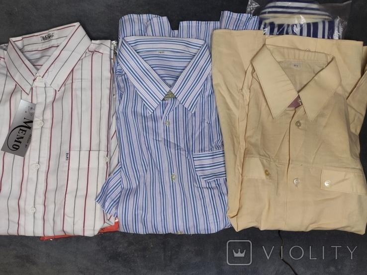 Сорочки часів СРСР, 14 штук, нові, фото №9