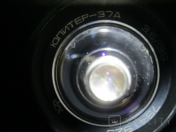 Объектив Юпитер 37 А, фото №3