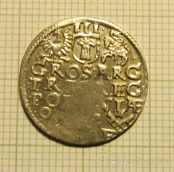 Трояк 1594 Познань, фото №8