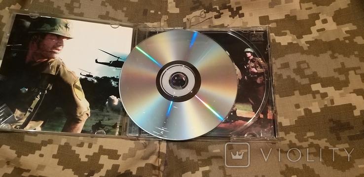 Диск PC CD-ROM VIETCONG спецназ США во Вьетнаме, фото №6