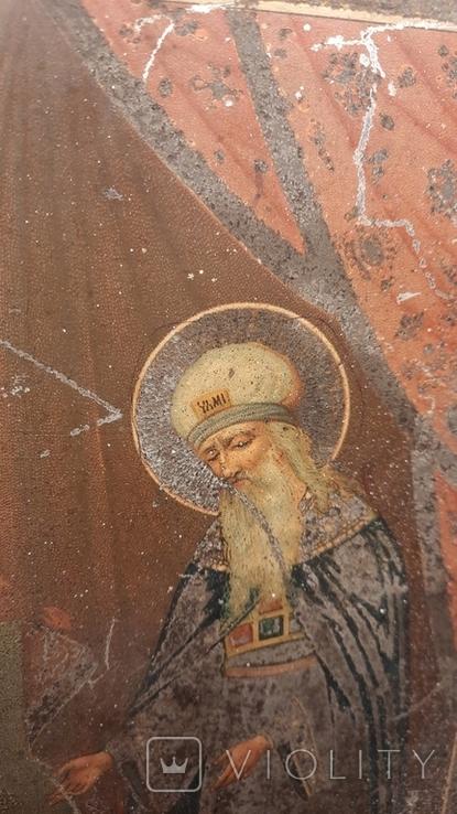Введение во храм Пресвятой Богородицы 19 век, фото №6