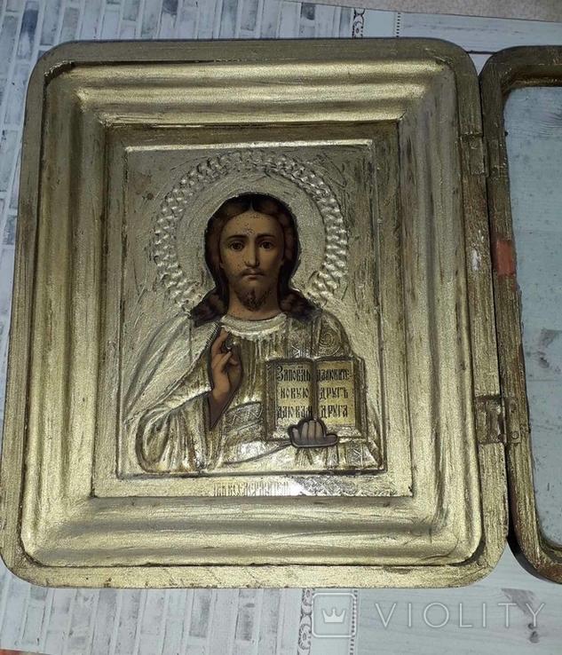 Икона Господа Иисуса Вседержителя, фото №10