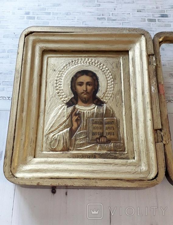Икона Господа Иисуса Вседержителя, фото №11