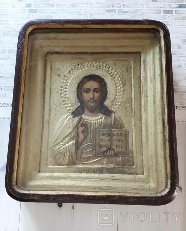 Икона Господа Иисуса Вседержителя, фото №2