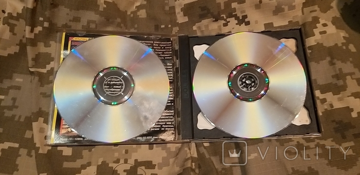 Диск PC CD-ROM В тылу ВРАГА, фото №6