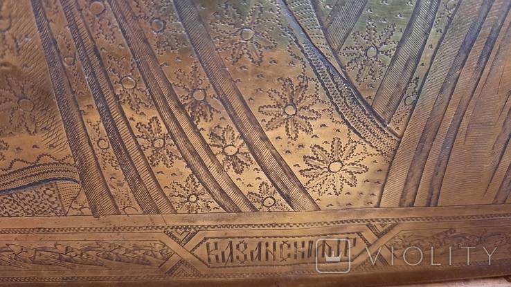 Икона Казанской Божией Матери 19 век, фото №7