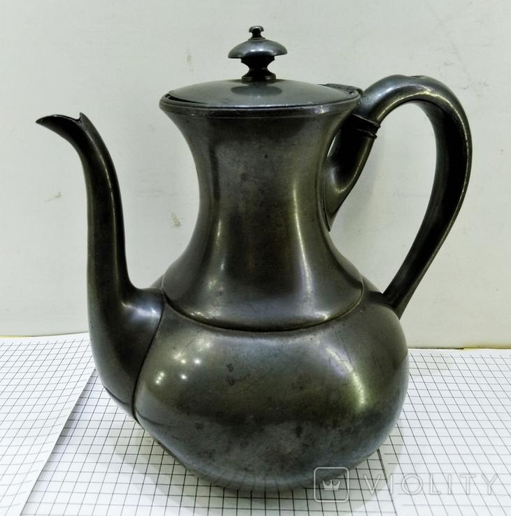 Чайник антикварный james dixon sons 1823 - 1920. Англия, фото №2