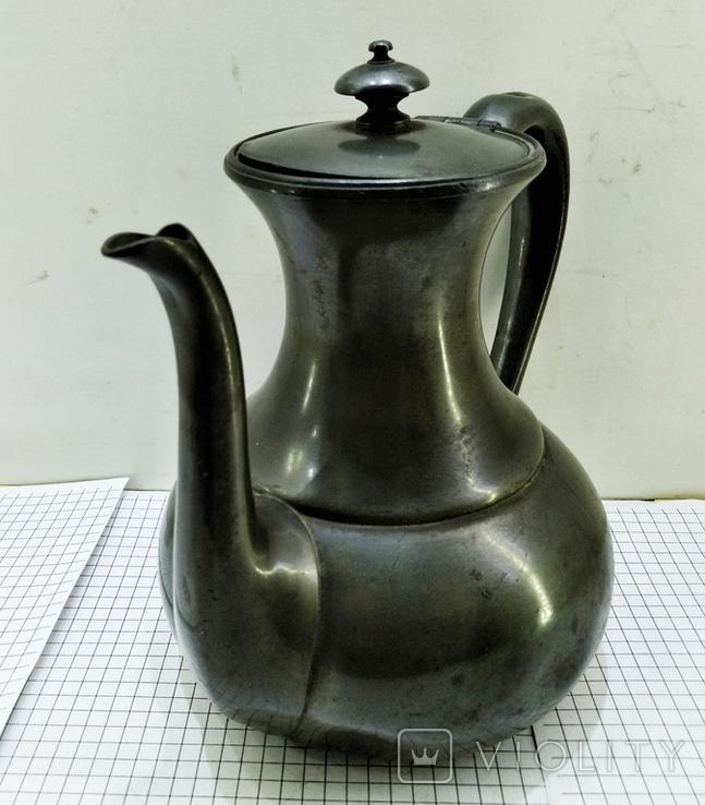 Чайник антикварный james dixon sons 1823 - 1920. Англия, фото №7