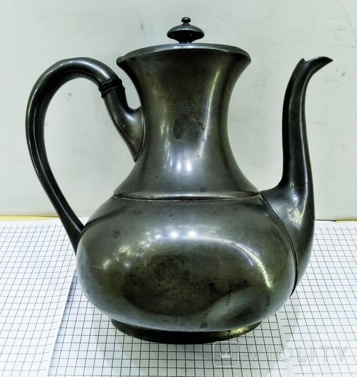 Чайник антикварный james dixon sons 1823 - 1920. Англия, фото №10