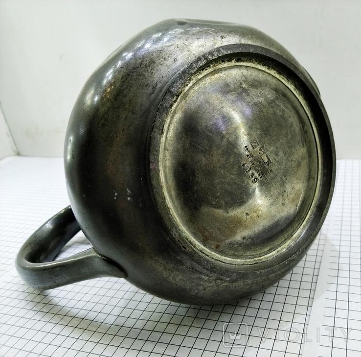 Чайник антикварный james dixon sons 1823 - 1920. Англия, фото №13