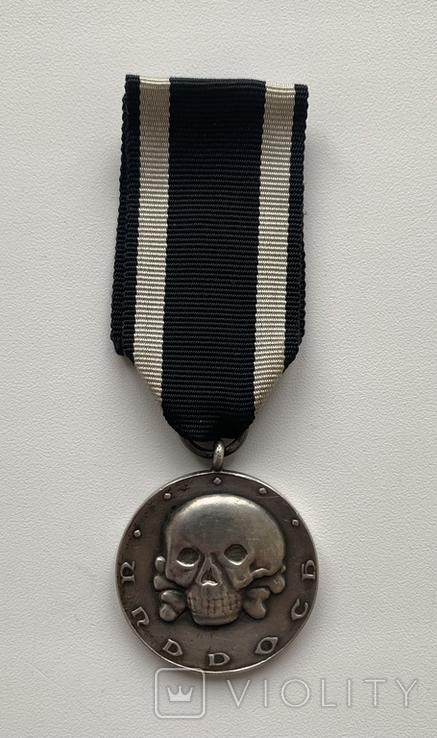 Медаль Железной Дивизии (Копия), фото №3