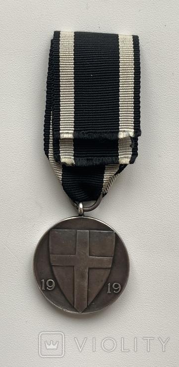 Медаль Железной Дивизии (Копия), фото №7