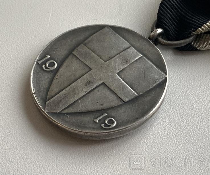 Медаль Железной Дивизии (Копия), фото №10