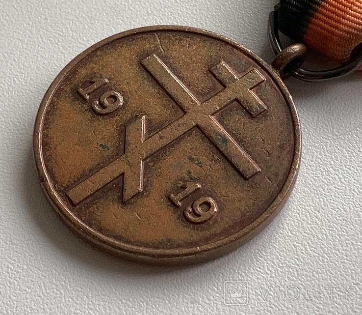 Медаль За бои в Курляндии ( Копия ), фото №10