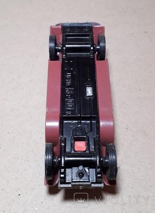 Модель машинки из СССР 1/43 РЕТРО, фото №4