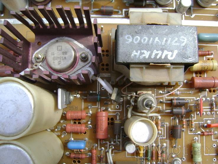 Блок питания монитора кодис, фото №5