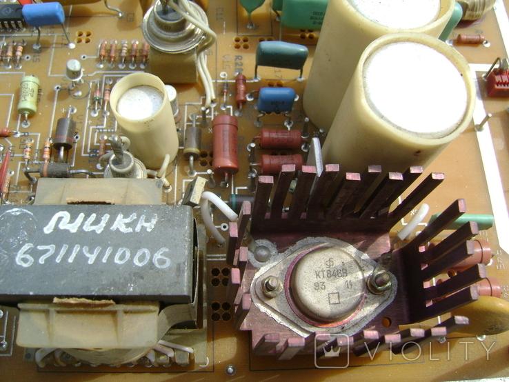 Блок питания монитора кодис, фото №9
