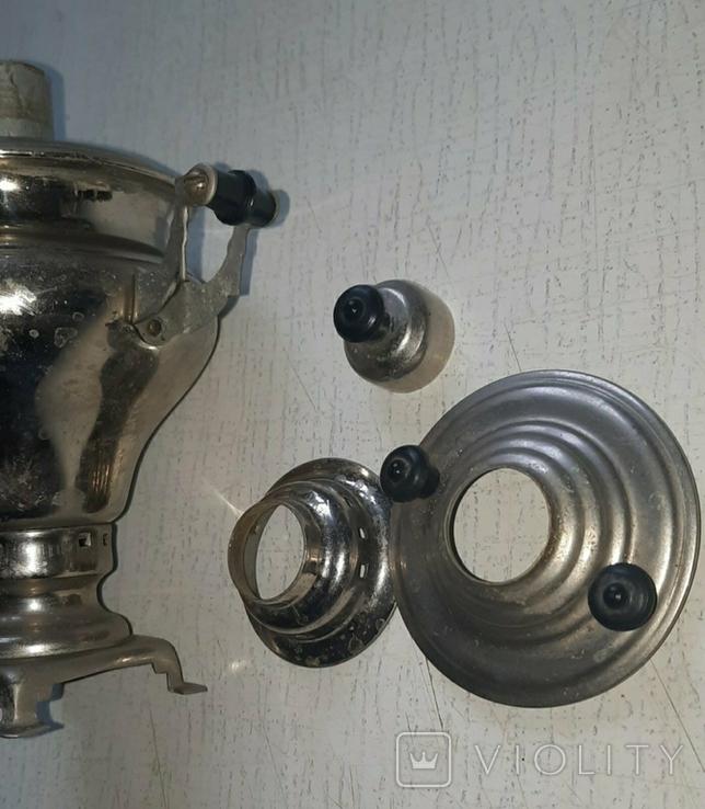 Сувенирный самавар 1976 год СССР., фото №9