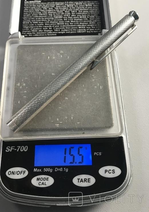 Серебряная ручка 925, фото №4