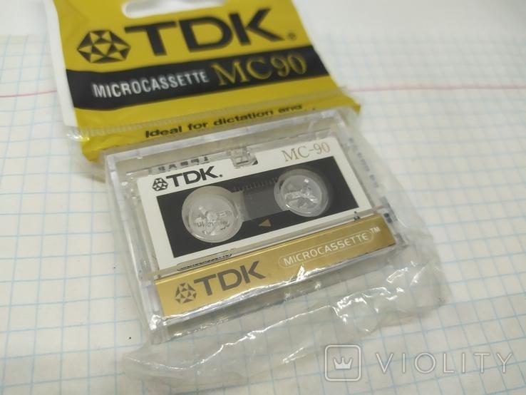 Маленькая кассета. Новая, фото №3