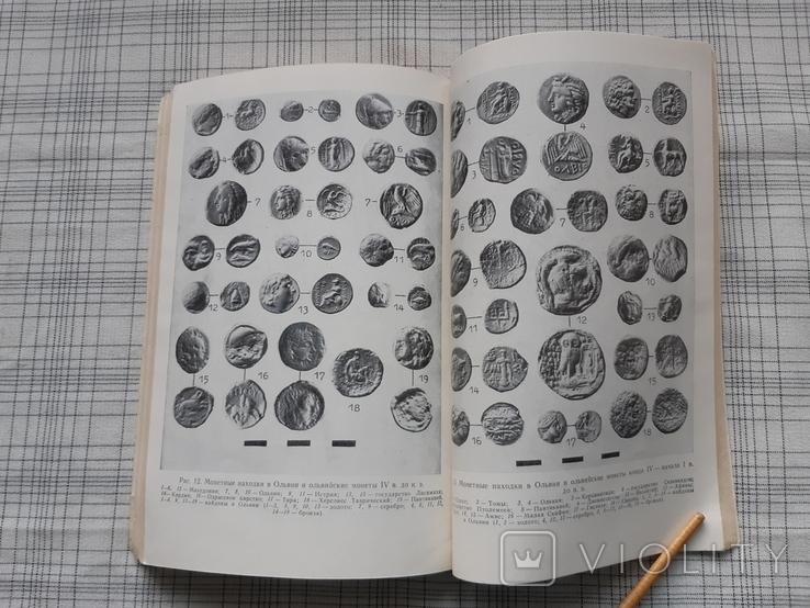 Монеты Ольвии. П. О. Карышковский, фото №7