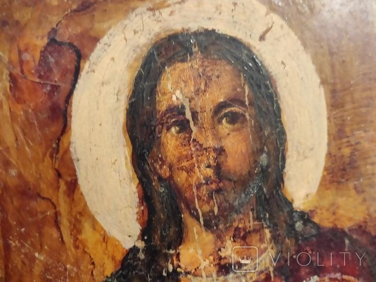 """Икона """"Иисуса Христа"""" 19x15 см., фото №10"""