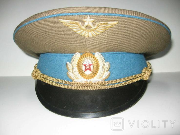 Фуражка ВВС 2, фото №2