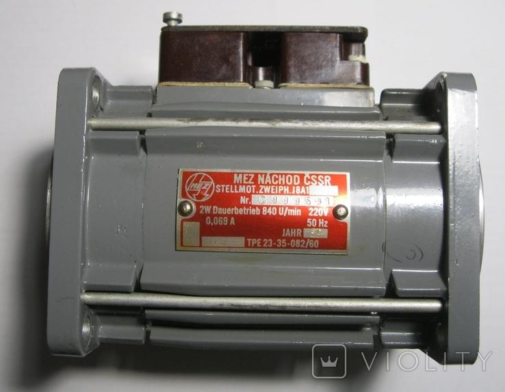 Двигатель, фото №2