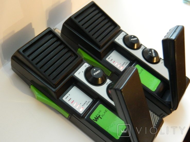Радиостанция игрушка ASAHI, фото №2