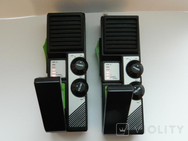 Радиостанция игрушка ASAHI, фото №3