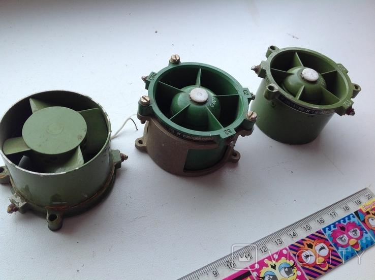 Вентилятори ДВО-1-400., фото №3