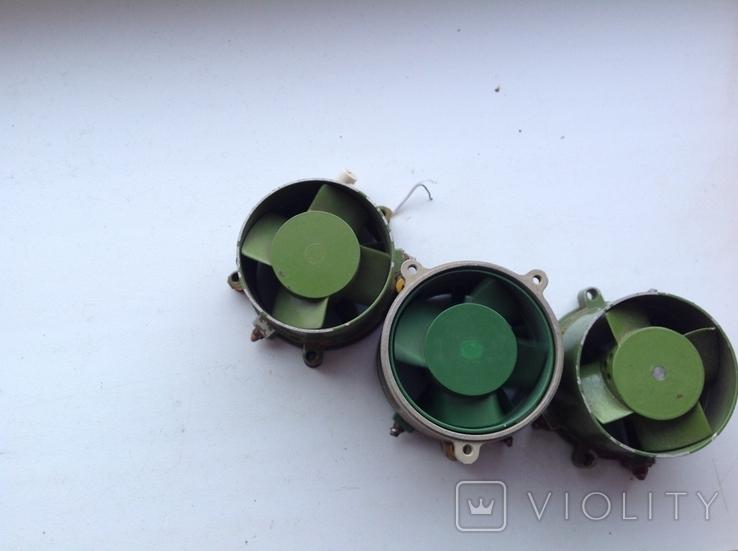 Вентилятори ДВО-1-400., фото №6