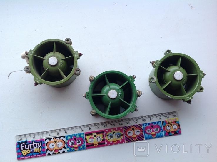 Вентилятори ДВО-1-400., фото №8